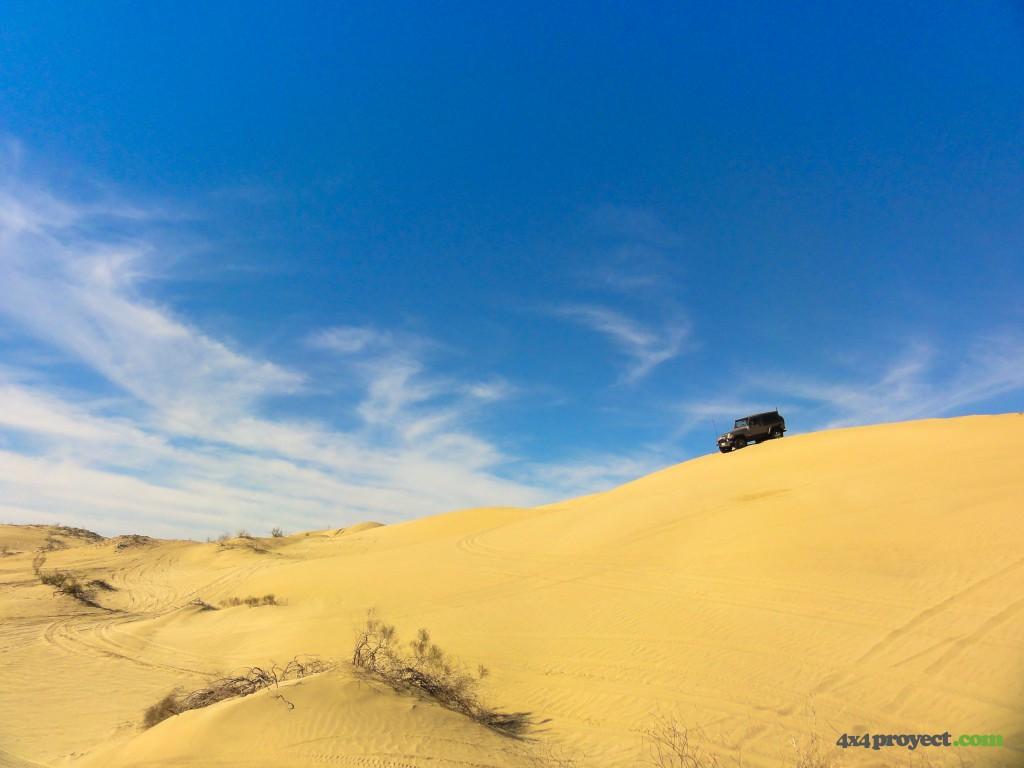 TransCalifornia en 4x4: Los Ángeles-Salton Sea