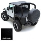 Smittybilt 92815 Soft Top Jeep