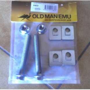 Old Man Emu FK53 Caster Kit
