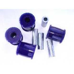 Kit silentblock brazos delanteros o traseros inferiores para utilizar con casquillos exteriores originales