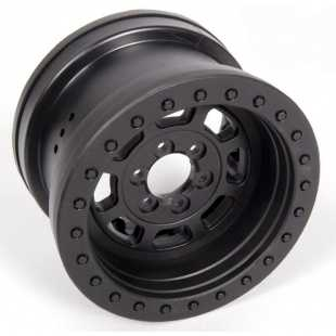 llanta trailready con beadlock TR-HD20-24B HD Serie Black
